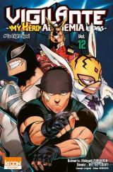 couverture de l'album Vigilante - My Hero Academia Illegals T12 - 12