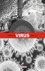 couverture de l'album Virus T03 - Rébellion