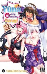 couverture de l'album Yûna de la pension Yuragi T22