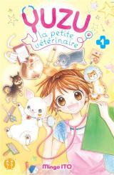 couverture de l'album Yuzu, La petite vétérinaire T01