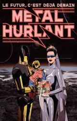 couverture de l'album Métal Hurlant  - Le Futur c'est déjà demain