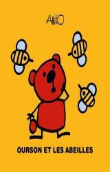 Ourson et les abeilles