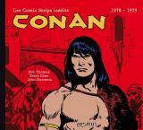 couverture de l'album Conan Les Comic Strips inédits 1978 - 1979