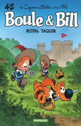 Boule & Bill - T.42 Royal taquin