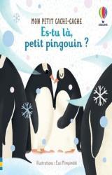 Es-tu là, petit pingouin ? - Mon petit cache-cache