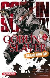 couverture de l'album Goblin Slayer - Brand New Day - tome 2 - 2