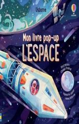 L'espace - Mon livre pop-up
