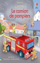 Le camion de pompiers