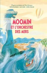 couverture de l'album Moomin et l'orchestre des mers