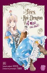 Les fées, le roi-dragon et moi (en chat) 2