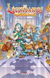 Les Légendaires Missions - T.2 La Cérémonie des Kadals