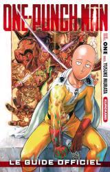 couverture de l'album One-Punch Man - Le guide officiel - 1