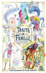 couverture de l'album TRAITS DE FAMILLE - tome 2  - 2