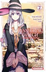 couverture de l'album Wandering Witch - tome 2 - 2