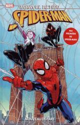 Marvel Action Spider-Man Pack en 2 volumes : Nouveau départ : La chasse aux araignes - Dont 1 tome offert
