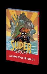 Super Groom Pack en 2 volumes : Tome 1, Justicier malgré lui ; Tome 2, La guerre olympique