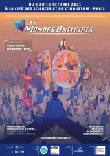 Montez à bord du festival Les Mondes Anticipés, direction le futur !