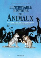 couverture de l'album L'Incroyable histoire des animaux