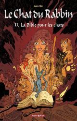 Le Chat du Rabbin  - T.11 La Bible pour les chats