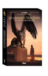 Les Grandes Tragédies de la mythologie grecque  - OEdipe / Antigone / Dédale et Icare