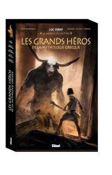 Les Grands Héros de la mythologie grecque  - Prométhée / Thésée / Persée