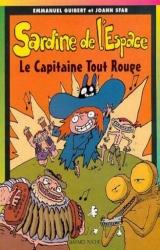couverture de l'album Le capitaine tout rouge