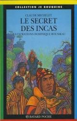couverture de l'album Le secret des Incas