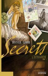 page album Secrets, L'écharde, T.1