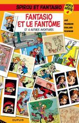 couverture de l'album Fantasio et le fantôme (et 4 autres aventures)