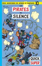 couverture de l'album Les pirates du silence