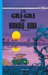 couverture de l'album Le gri-gri du Niokolo-Koba