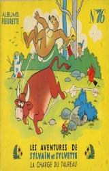 page album La charge du taureau