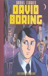 couverture de l'album David Boring