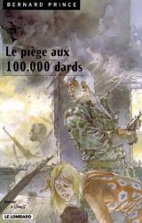 page album Le piège aux 100 000 dards