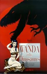 page album Wanda et les dinosaures