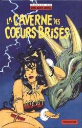 couverture de l'album La caverne des cœurs brisés