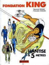 couverture de l'album Hantise à 5 mètres