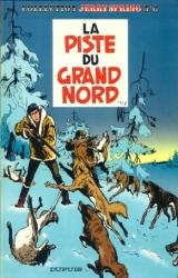page album La piste du grand nord