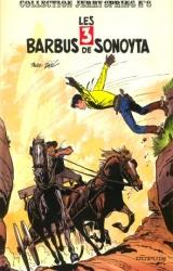 page album Les 3 barbus de Sonoyta