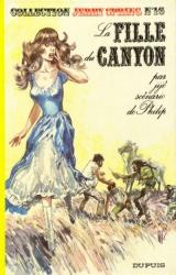 page album La fille du canyon