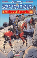 page album Colère apache