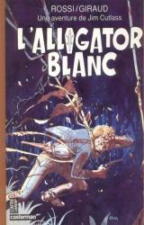page album L'alligator blanc