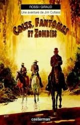 page album Colts, fantômes et zombies