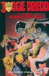 page album Judge Dredd vs Judge Death