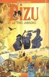 couverture de l'album Le trio Jabadao