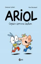 page album Copain comme Cochon