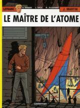 page album Le maître de l'aT.
