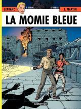 page album La momie bleue