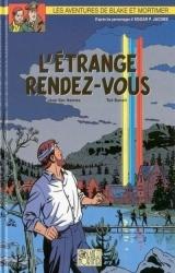 couverture de l'album L'étrange rendez-vous