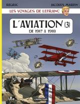couverture de l'album L'aviation - 3